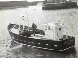 MTL Fishing Boat