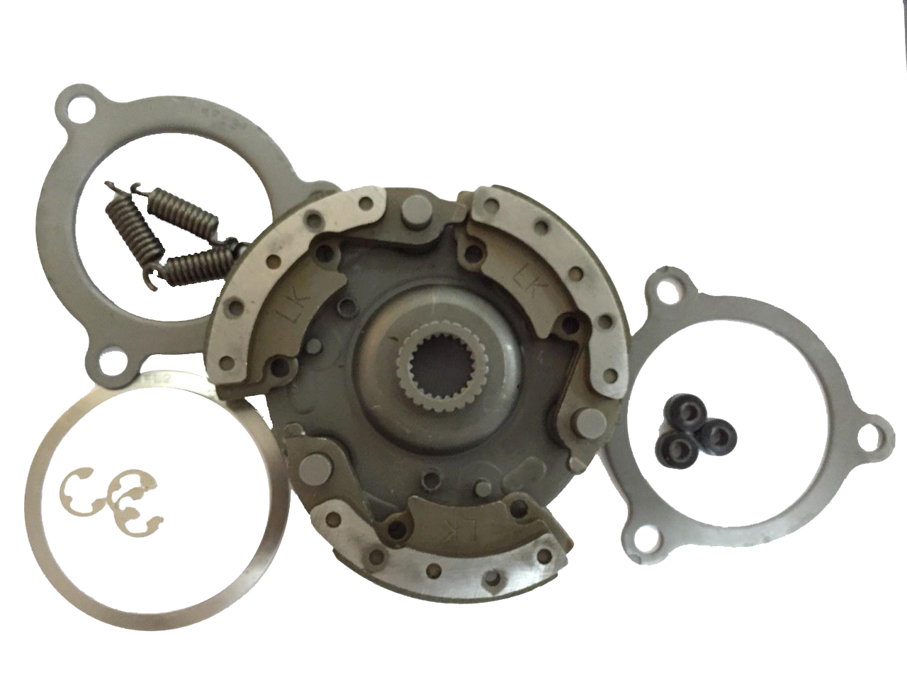 Clutch Carrier Assy