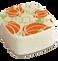 Gâteau au chocolat avec des oeufs de pâques en chocolat pour décoration | Joyeuses Pâques