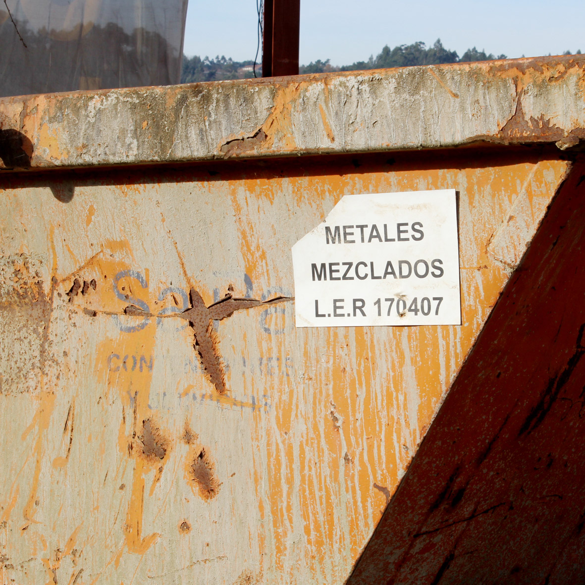 METALES MEZCLADOS