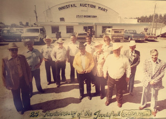 Innisfail Auction Market - 25th Anniversary