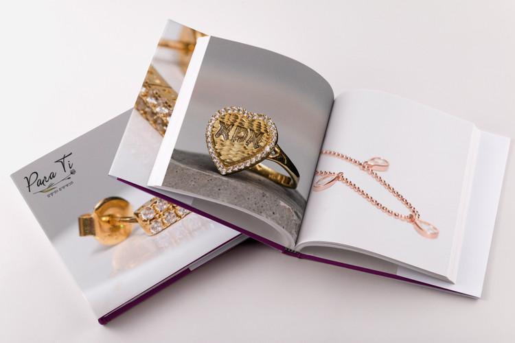 Hardcover Small Square Book Mockup 1 - o