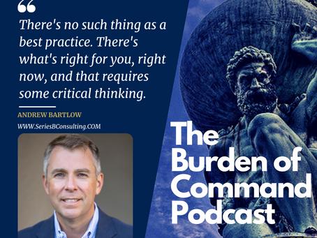 The Burden of Command, Episode 117