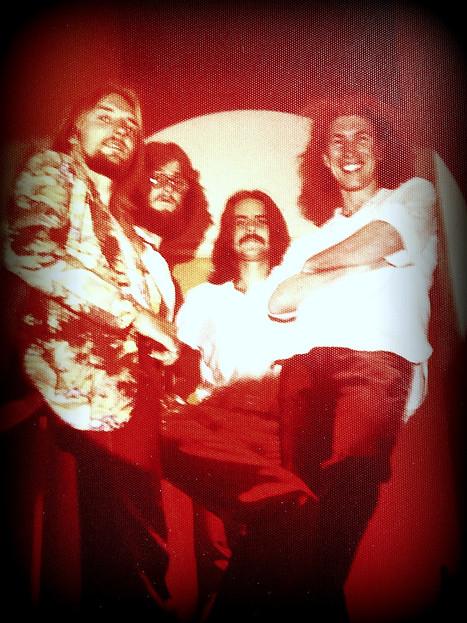 Early Band Press Photo