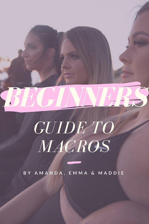 Beginners Guide to Macros eBook