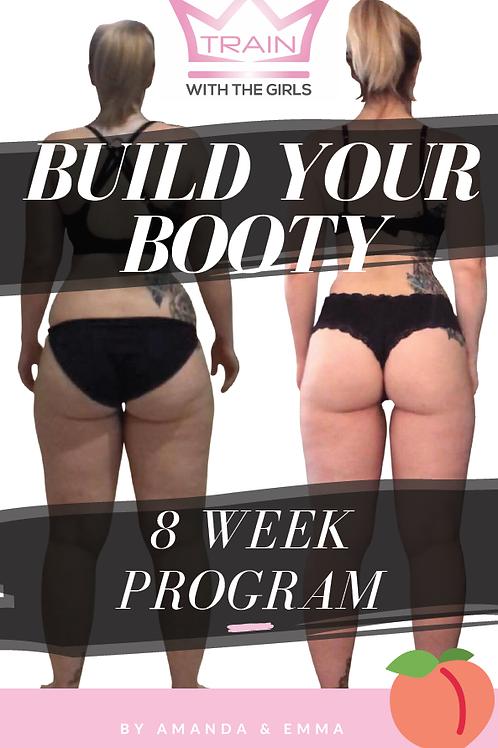 Build Your Booty - 8 Week Training Program