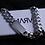 Thumbnail: MARV 10MM CUBAN LINK BRACELET