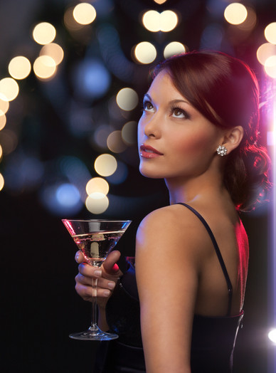 luxury, vip, nightlife, party concept -