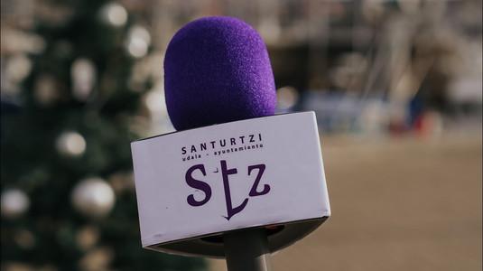 Santurtzi Udala | Campaña de navidad