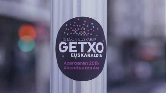 Euskaraldia Getxo 2021