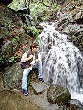Ian Matthews Waterfall