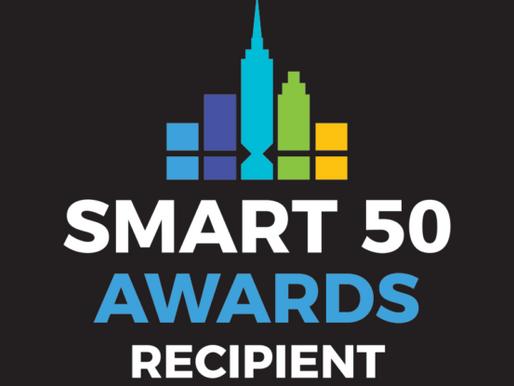 Seoul Robotics Chattanooga Project wins Smart 50 Award