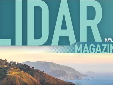 LIDAR Magazine Interview with HanBin Lee, CEO of Seoul Robotics