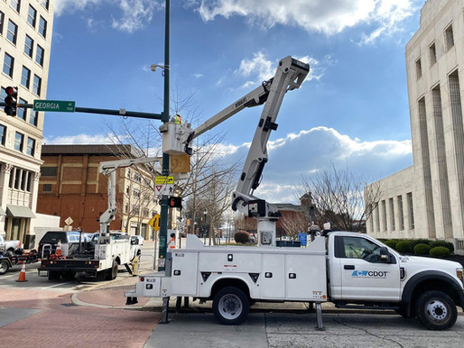 Turning Chattanooga, Tennessee into a smart city with LiDAR
