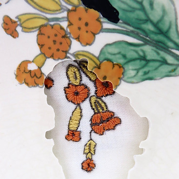 EMBROIDERED PLATE 2 DETAIL