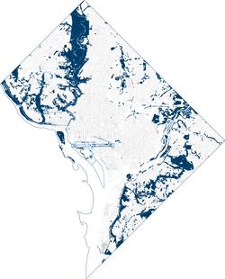 DC Trails Map