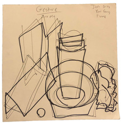 Gestural Object Study