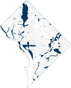 DC Park Map