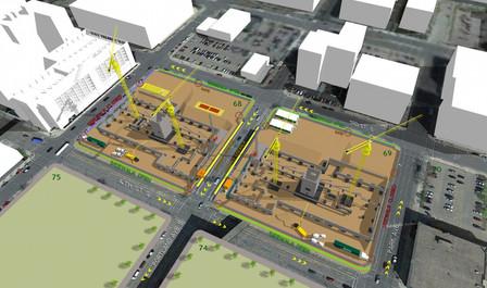 Site Utilization Plan