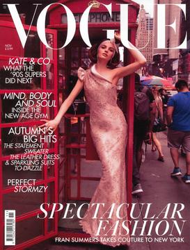 British Vogue 11/2018