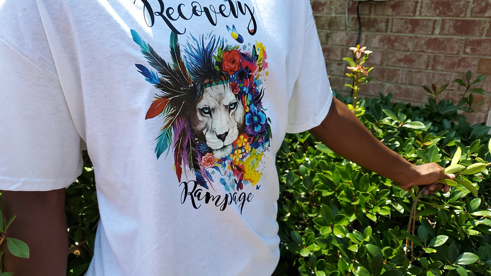 Recovery Rampage TShirt