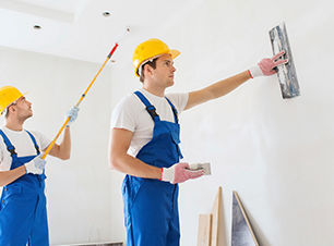 MazzInteiors Drywall Plasterin
