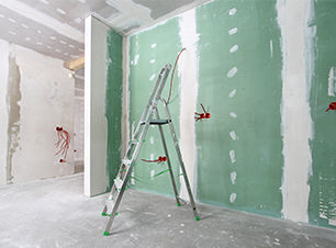 MazzInteiors Gyprock Plastering