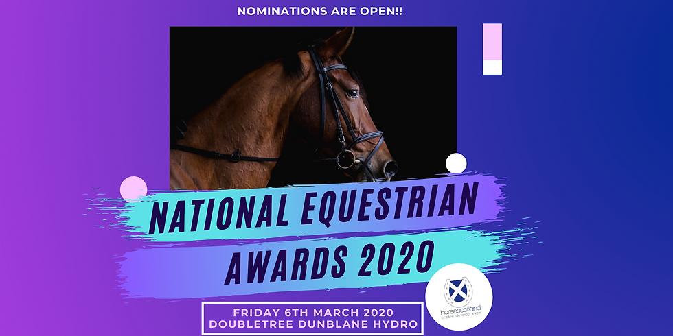 National Equestrian Awards 2020