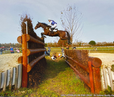 Rosa Onslow's 5* Eventing Debut!