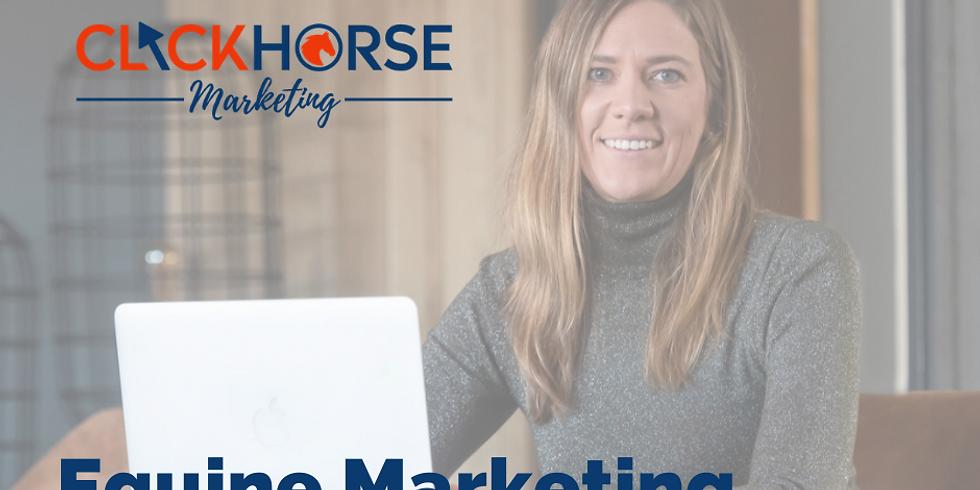 Equine Marketing Masterclass