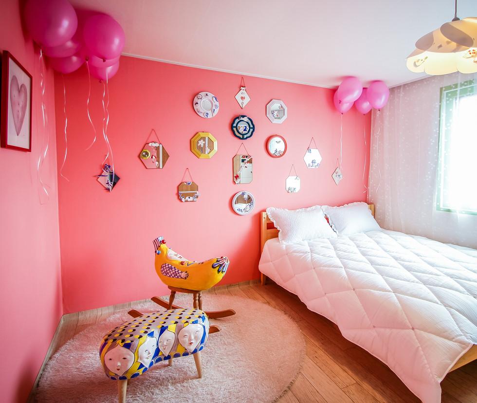 Art x Stay   Min's house x Jungeun Han  2016