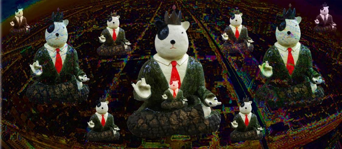 Buddah Mr.Kim