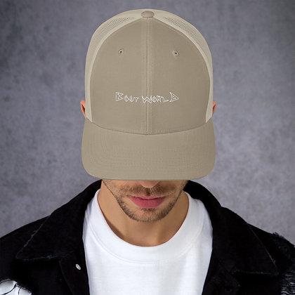 Boot World Trucker Cap