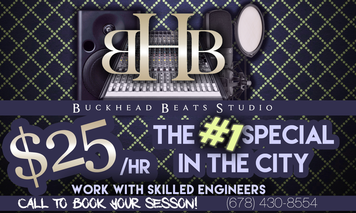 BuckHeadBeats Flyer.jpg