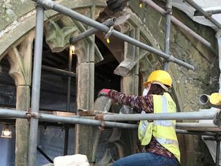 £4.3m programme to address severe heritage skills shortages