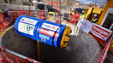 Vinci starts tunnelling work on Chester's new drain