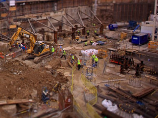 Productivity is UK construction industry's Achilles heel, says report
