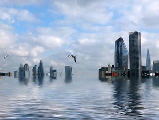 National flood map provides future climate change flood scenarios