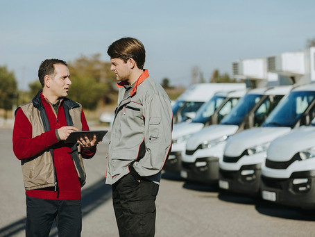 UK fleet managers claim poor driving negatively impacts their business