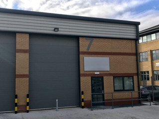 New business park in Bradford reaches completion
