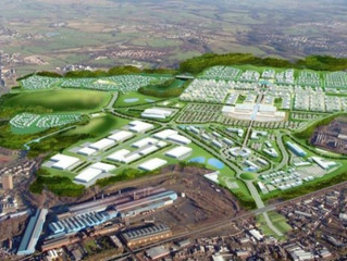Masterplan to regenerate Scotland's largest brownfield site approved