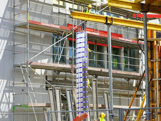 Safety Report Identifies Decline In Scaffolding Accidents