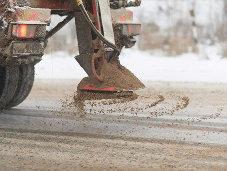 Five myths about road gritting, busted