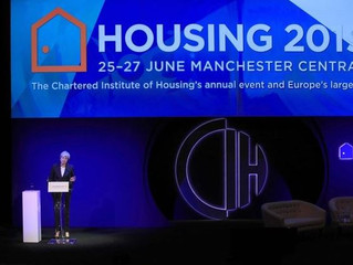 PM at Housing 2019: 'New design standards for high-quality homes'