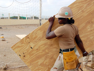 Gender Pay Gap 'common' In The Construction Industry