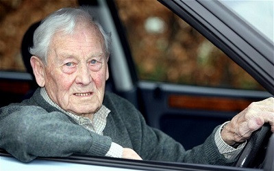 Pensioners have more penalty points than young drivers