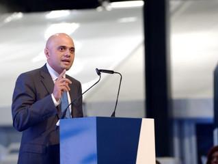 Sajid Javid pledges £600m 'infrastructure revolution'