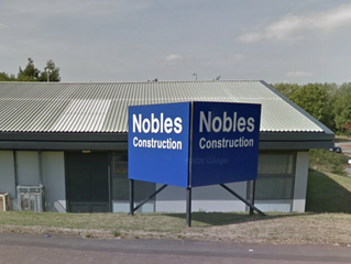 Liverpool's Nobles Construction collapses
