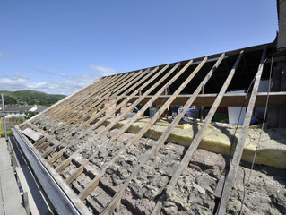 TRA Releases Updated Roofing Guidance For Housebuilders