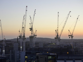 UK construction output sinks to all-time low in April